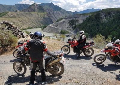 Motorradtouren Russland